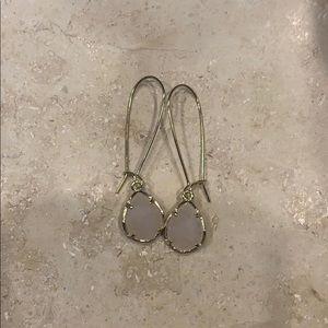 Kendra Scott Blush Earrings